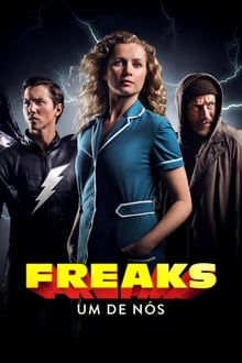 Freaks: Um de Nós Torrent (2020) Dual Áudio 5.1 WEB-DL 1080p Download