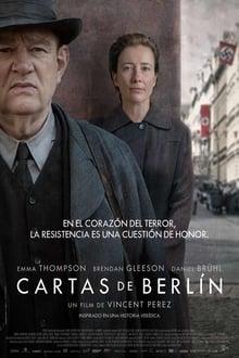 Cartas de Berlín (2016)