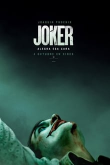 Poster diminuto de Joker (2019)