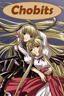 Chobits – Todas as Temporadas – Legendado