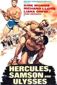 Hercules, Samson & Ulysses 1963