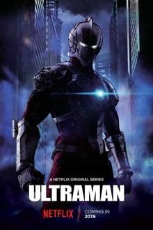 Ultraman 1ª Temporada poster, capa, cartaz