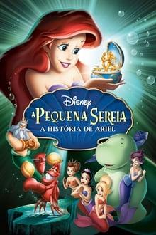 A Pequena Sereia: A História de Ariel Dublado