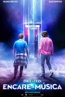 Bill & Ted: Encare a Música Phase Torrent (2020) Legendado WEB-DL 720 e 1080p – Download