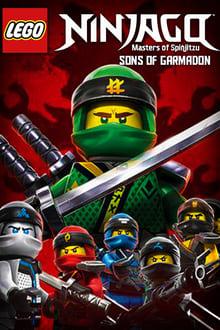 Lego Nindžago 8 Sezonas