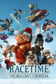 Racetime - Hora da Corrida Torrent (2020) Dual Áudio 5.1 BluRay 720p e 1080p FULL HD Download