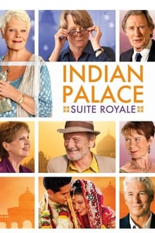 Indian Palace: Suite royale