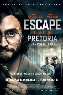 Poster diminuto de Escape from Pretoria
