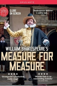 Measure for Measure: Shakespeare's Globe Theatre
