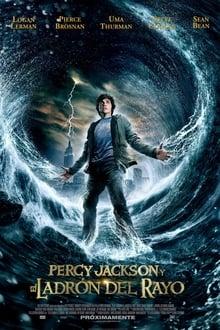 Percy Jackson y los Dioses del Olimpo: El Ladrón del Rayo (2010)