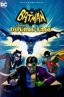 Batman Vs Two-Face streaming