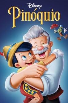 Pinóquio Dublado