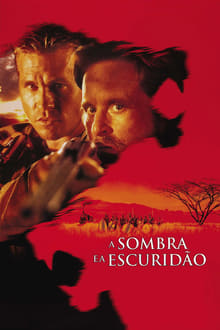 A Sombra e a Escuridão Torrent (1996) Dual Áudio / Dublado BluRay 1080p – Download