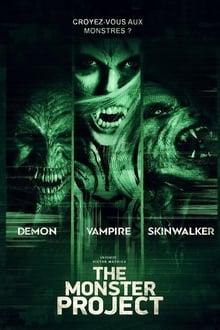 Film The Monster Project Streaming Complet - Quatre jeunes réalisateurs sont engagés pour tourner un documentaire sur des personnes...