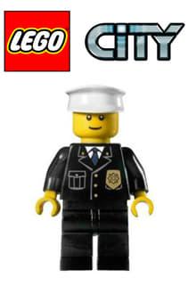 Lego miestas 1 Sezonas
