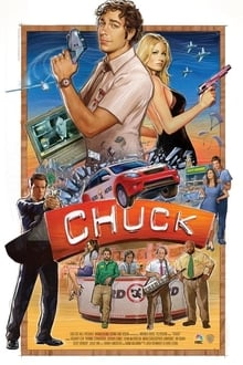 Chuck – Todas as Temporadas – Dublado