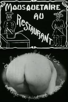 Mousquetaire au restaurant