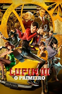 Lupin III: O Primeiro Torrent (2020) Dual Áudio WEB-DL 720p Dublado Download
