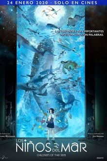 Espíritus del mar (Children of the Sea) (2019)