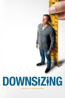 Film Downsizing Streaming Complet - Pour lutter contre la surpopulation, des scientifiques mettent au point un processus...