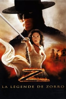 La Légende de Zorro streaming vf