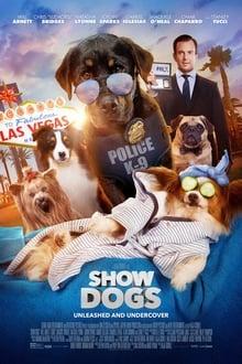 Slaptasis agentas Maksas / Show Dogs