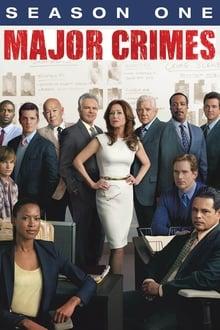 Major Crimes Saison 1