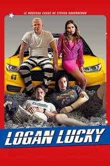 Film Logan Lucky Streaming Complet - Deux frères pas très futés décident de monter le casse du siècle : empocher les recettes...
