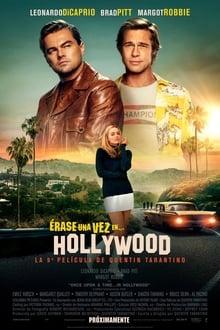Poster diminuto de Érase una vez en... Hollywood (2019)