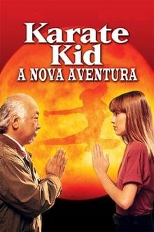 Karatê Kid 4: A Nova Aventura Dublado ou Legendado
