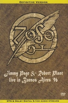 Jimmy Page & Robert Plant ‎– Live In Buenos Aires '96