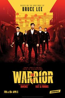 Warrior Saison 1