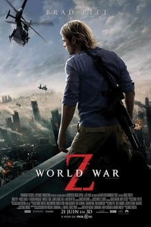 World War Z streaming vf