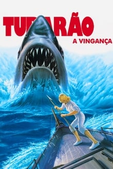 Tubarão 4 - A Vingança Torrent (1987) Dual Áudio / Dublado BluRay 1080p – Download