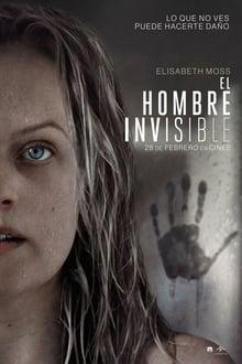 Poster diminuto de El hombre invisible