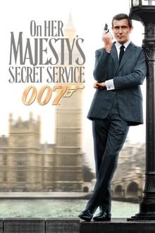 On Her Majesty's Secret Service 1969