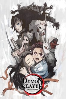 Demon Slayer: Kimetsu no Yaiba Season 1 (2019)