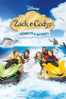 Zack e Cody: Gêmeos a Bordo – Todas as Temporadas – Dublado