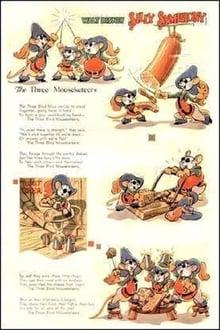 Three Blind Mouseketeers