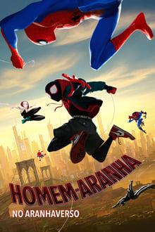 Homem-Aranha no Aranhaverso Torrent (BluRay) 720p e 1080p Dual Áudio / Dublado – Download