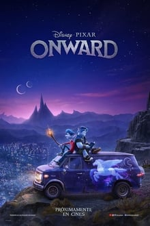 Poster diminuto de Onward