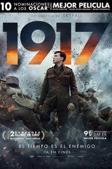 Poster diminuto de 1917 (2019)
