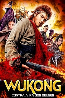 Baixar FIlme WuKong Torrent (2018) Legendado BluRay 720p | 1080p – Download