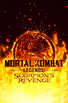 Poster diminuto de Mortal Kombat Legends