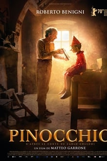 Pinocchio Film Complet en Streaming VF