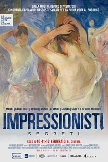 Secret impressionists (2020)