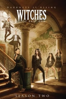 Witches of East End Saison 2