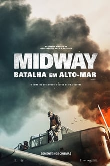 Midway - Batalha em Alto-Mar Torrent (2019) Legendado HDCAM 720p Download
