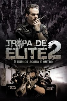 Tropa de Elite 2: O Inimigo Agora é Outro Nacional