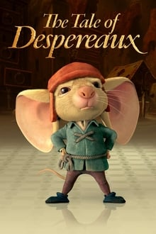 Despereaux – Un pequeño gran héroe (2008)